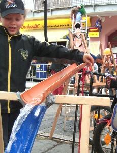 Spielaktionen Für Kindergeburtstage Und Sommerfeste Der